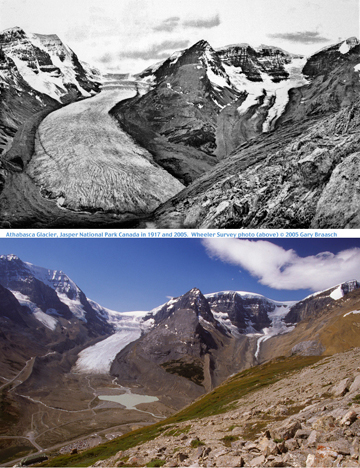 glacier transition