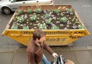 dumpster-garden